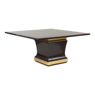 Contemporary English Walnut Dining Tables For Sale