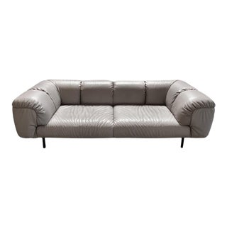 Mid 20th Century Poltrona Frau Bebop Sofa by Cini Boeri For Sale