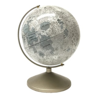 1963 Replogle Moon Globe For Sale