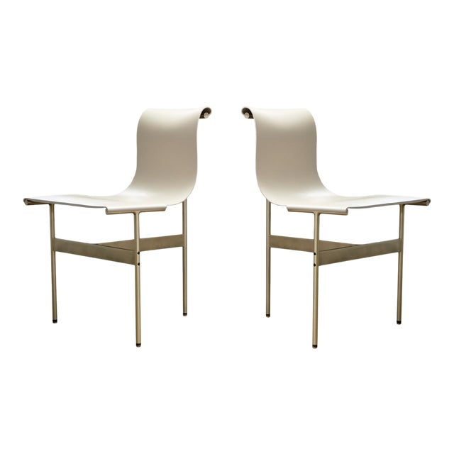 Mid-Century William Katavalos, Ross Littell, and Douglas Kelly Chairs - a Pair For Sale