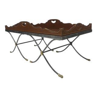 Hollywood Regency Maitland Smith Coffee Table