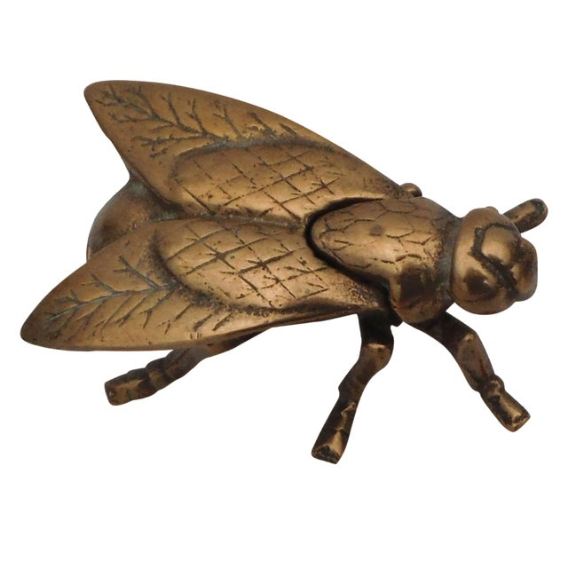 Brass Fly Box For Sale