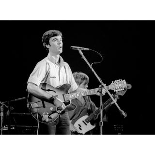 Original Giclee Photograph of David Byrne For Sale