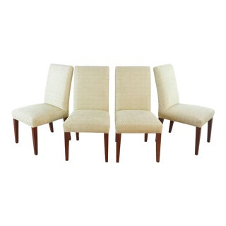 Charles Stewart Company Naples Diner Chairs - Set of 4 For Sale