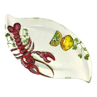 Lobster Platter For Sale