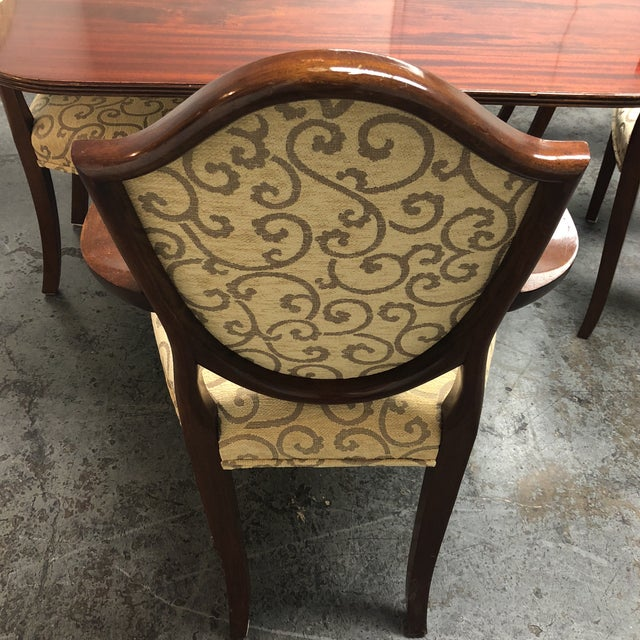William Tillman Dining Set - Set of 9 For Sale - Image 10 of 11