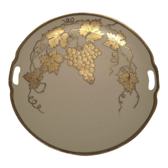 Vintage 1930s Prussian Cookie Plate - Image 1 of 8