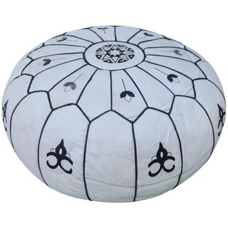 Handmade Moroccan Pouf For Sale