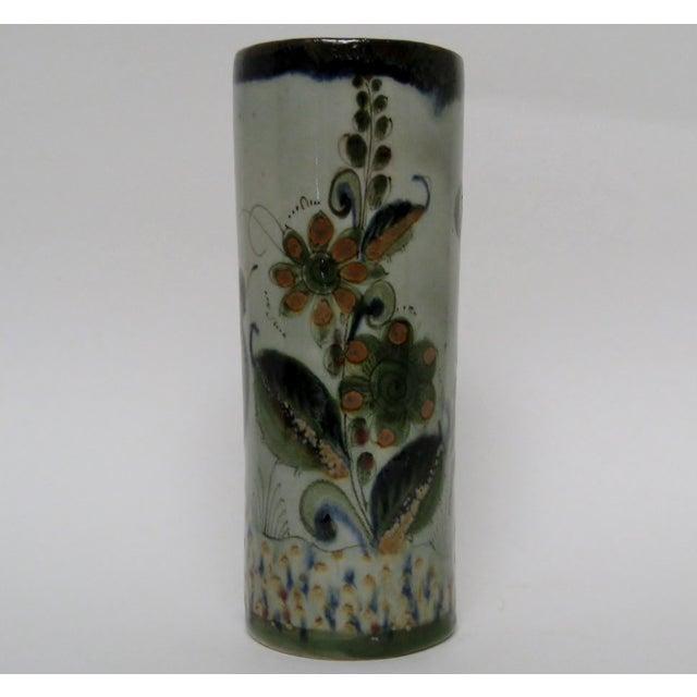 Tonalá Ceramic Vase - Image 4 of 5