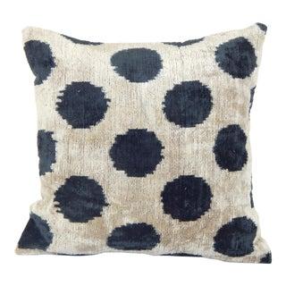 Silk Velvet Square Pillow