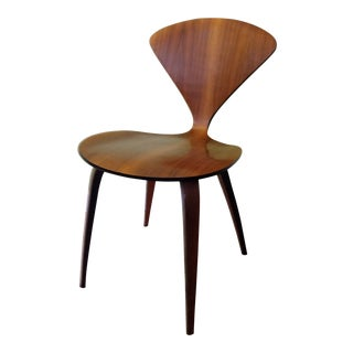 Mid Century Modern Norman Cherner Chair For Sale