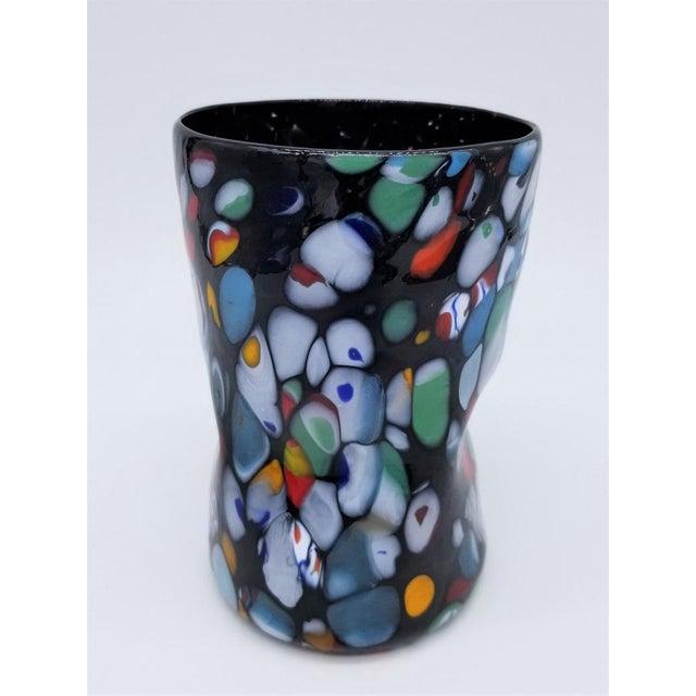 Murano Glass Custom Set of 10 Glasses Goti For Sale In Miami - Image 6 of 11