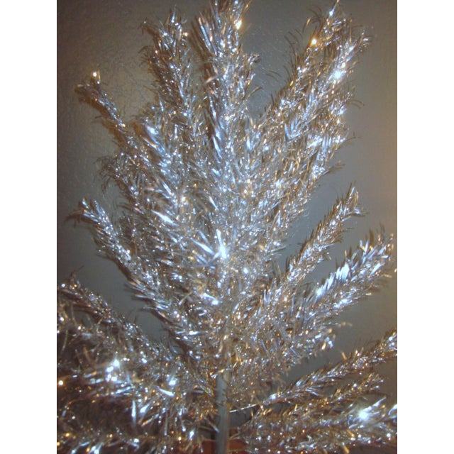 Aluminum Christmas Tree With Box Sleeves - 4' - Image 4 of 8