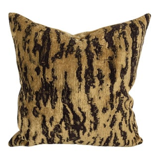 Schumacher Animal Print Pillow