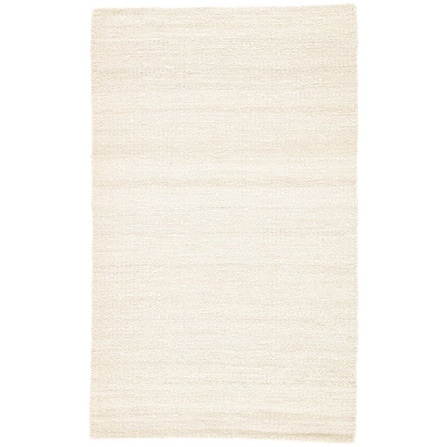 Jaipur Living Hutton Natural White Area Rug - 10′ × 14′ For Sale In Atlanta - Image 6 of 6