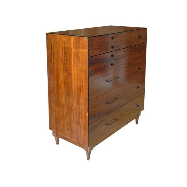 1960s Handsome Mid-Century Dresser For Sale - Image 5 of 11