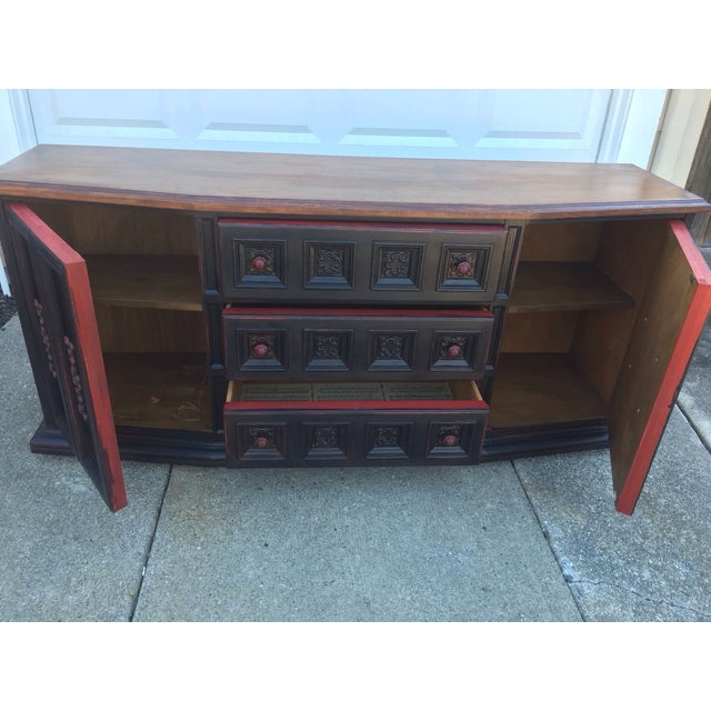 American of Martinsville Credenza - Image 6 of 9