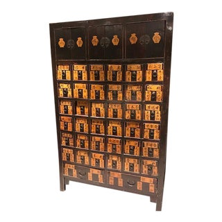 Authentic Chinese Apothecary Cabinet