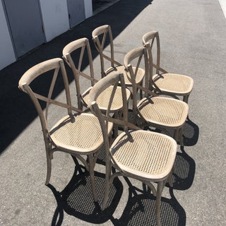 Restoration Hardware Dining Chairs-Set of 6 Preview