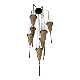 Fortuny 7 Light Cesendello Ceiling Chandelier
