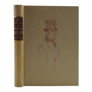 The Man of Property: The Forsyte Saga by John Galsworthy For Sale