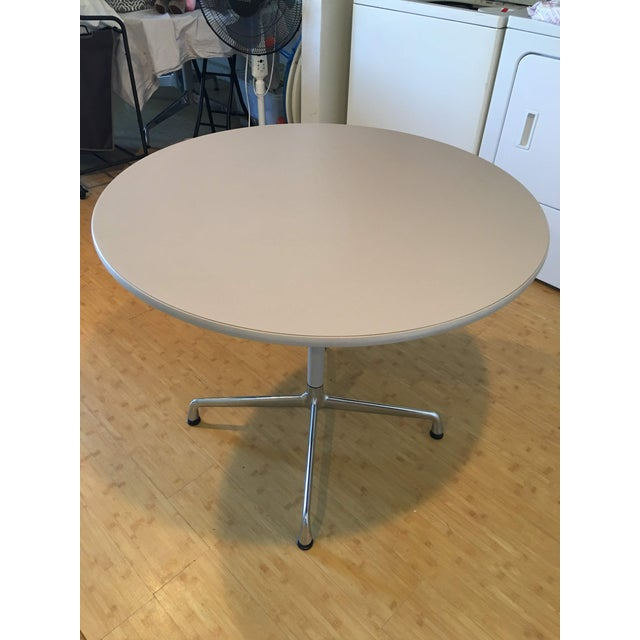 Mid-Century Modern Eames Conference Table For Sale In Los Angeles - Image 6 of 6
