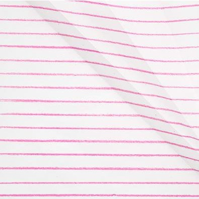 "Abstract Debra Ramsay ""The Effects of a Fold on a Pink Line"" Drawing For Sale - Image 3 of 4"
