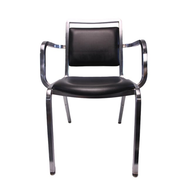 Mid-Century Modern Emeco 1814 Chairs - Set of 8 - Image 2 of 5