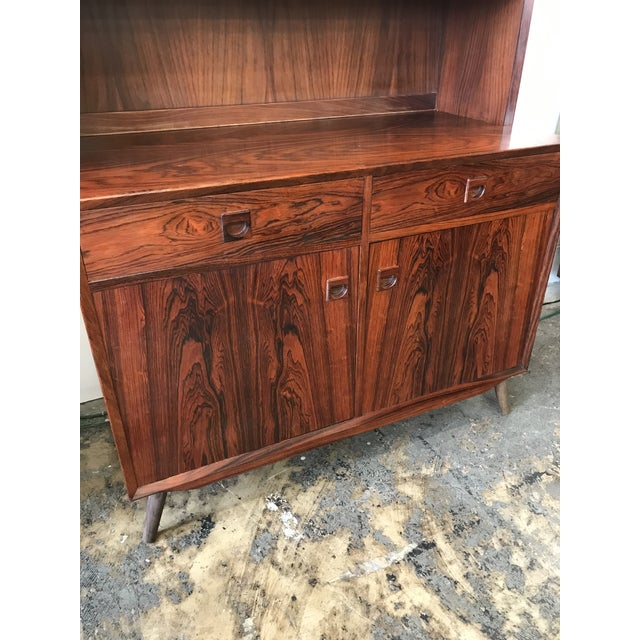 1960s 1960s Rosewood Cabinet Designed by Eric Brouer For Sale - Image 5 of 9