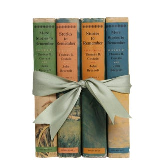 Vintage Decorative Book Gift Set: Classic Novels