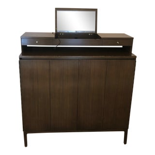 Mid-Century Modern Paul McCobb Irwin Collection for Calvin Gentleman's Vanity For Sale
