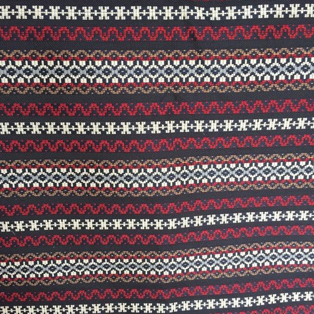 Woven Railroaded Stripe Fabric - 2.75 Yards - Image 6 of 6