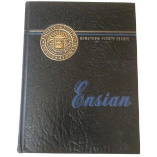 1948 Univ. of Michigan EnsianYearbook