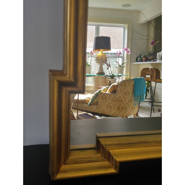 1980s Hollywood Regency La Barge Style Mirror For Sale - Image 5 of 9