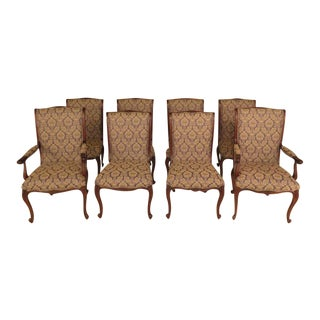 EJ Victor French-Style Dining Room Chairs - Set of 8