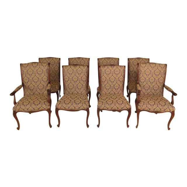EJ Victor French-Style Dining Room Chairs - Set of 8 - Image 1 of 11