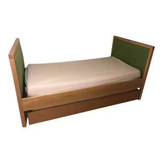 Mid-Century Modern Trundle Bed For Sale