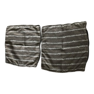 Outdoor Living Pillow Shams - A Pair