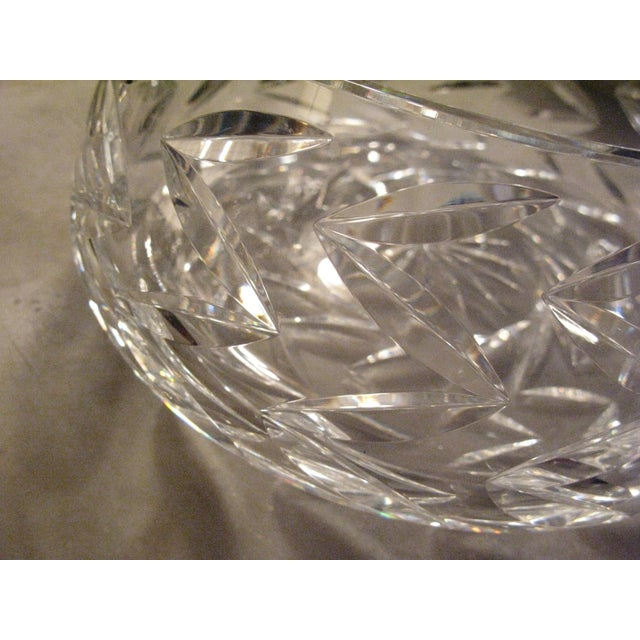 Waterford Crystal Centerpiece Bowl - Image 3 of 5
