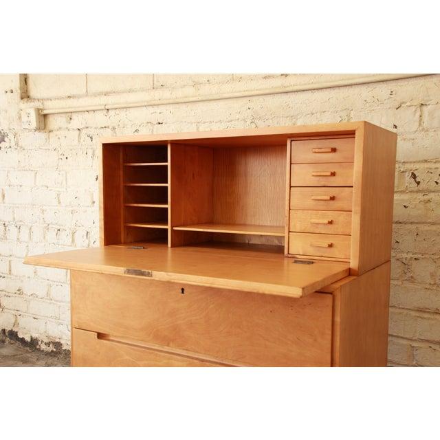 Alvar Aalto 802 Secretary Desk For Sale - Image 7 of 11