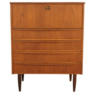Original Danish Mid Century Vanity Dresser - Ged For Sale