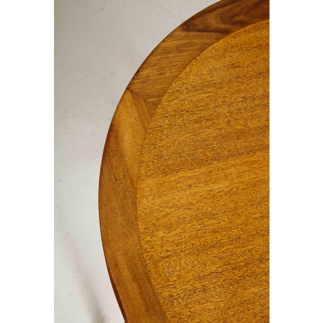 Brown Edward Wormley for Dunbar End Table For Sale - Image 8 of 10