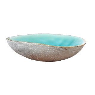 Blue Sea Urchin Dish