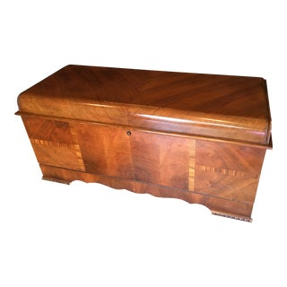 1948 Lane Waterfall Cedar Hope Chest