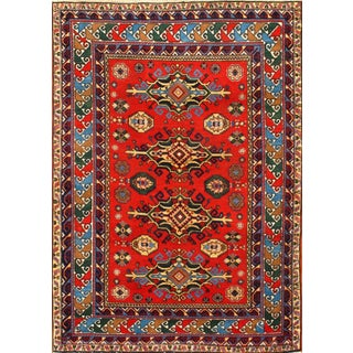 "Pasargad N Y Antique Russian Rug - 3'11"" X 5'5"" For Sale"