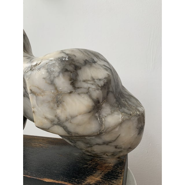 Vintage Abstract Marble Sculpture For Sale In New York - Image 6 of 13
