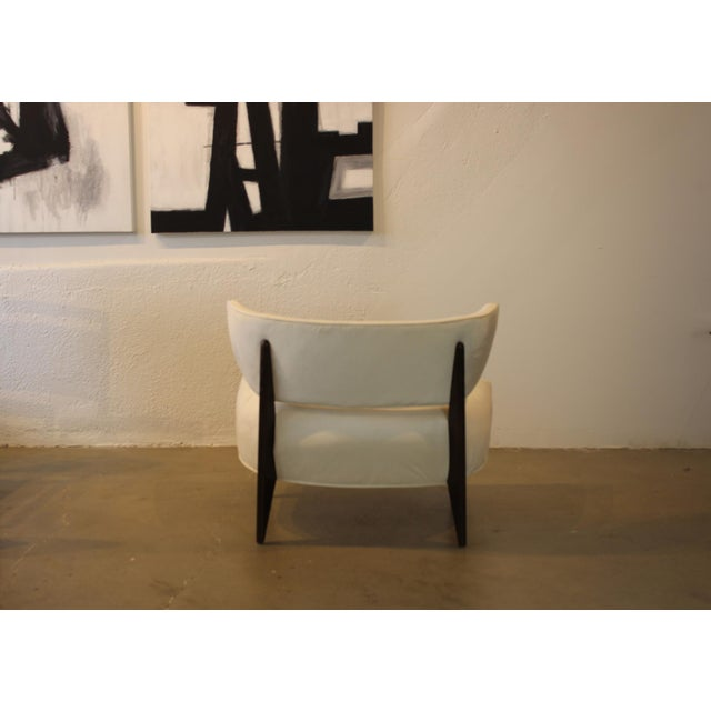 Mid-Century Sculptural Lounge Chair in the Style of Billy Haines, 1950s - Image 5 of 7