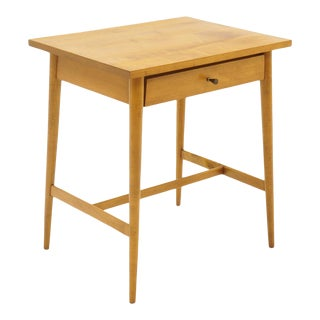 Side Table/Night Stand With Drawer by Paul McCobb for Calvin For Sale
