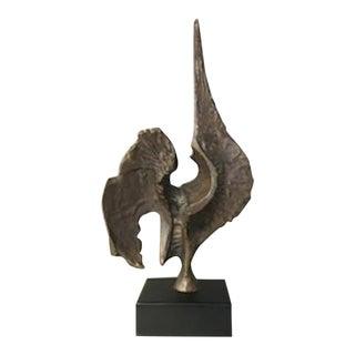 F. Russo Bronze Sculpture For Sale