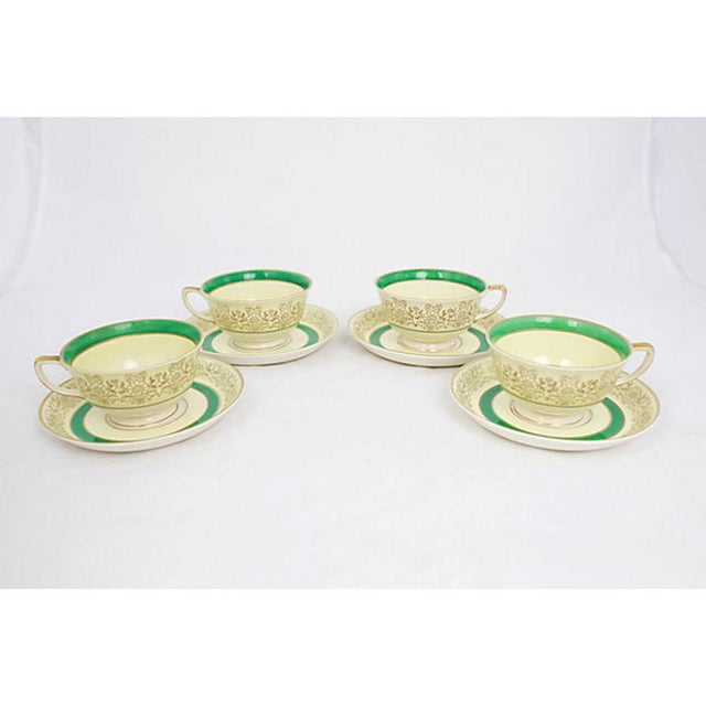 1930s China Set, 27 Pcs. For Sale In Los Angeles - Image 6 of 9